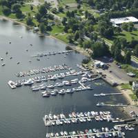 Bay Harbor Marina, former Malletts Bay Marina
