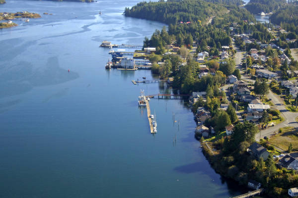 Ucluelet Harbour Authority Otter Street