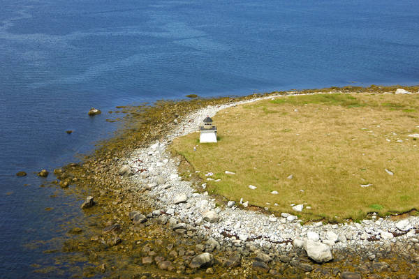 Stoddart Island Lighthouse