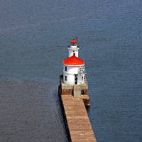 Wisconsin Point Light (Superior South Light)
