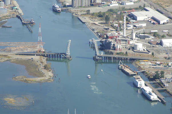 11th St Bascule Bridge