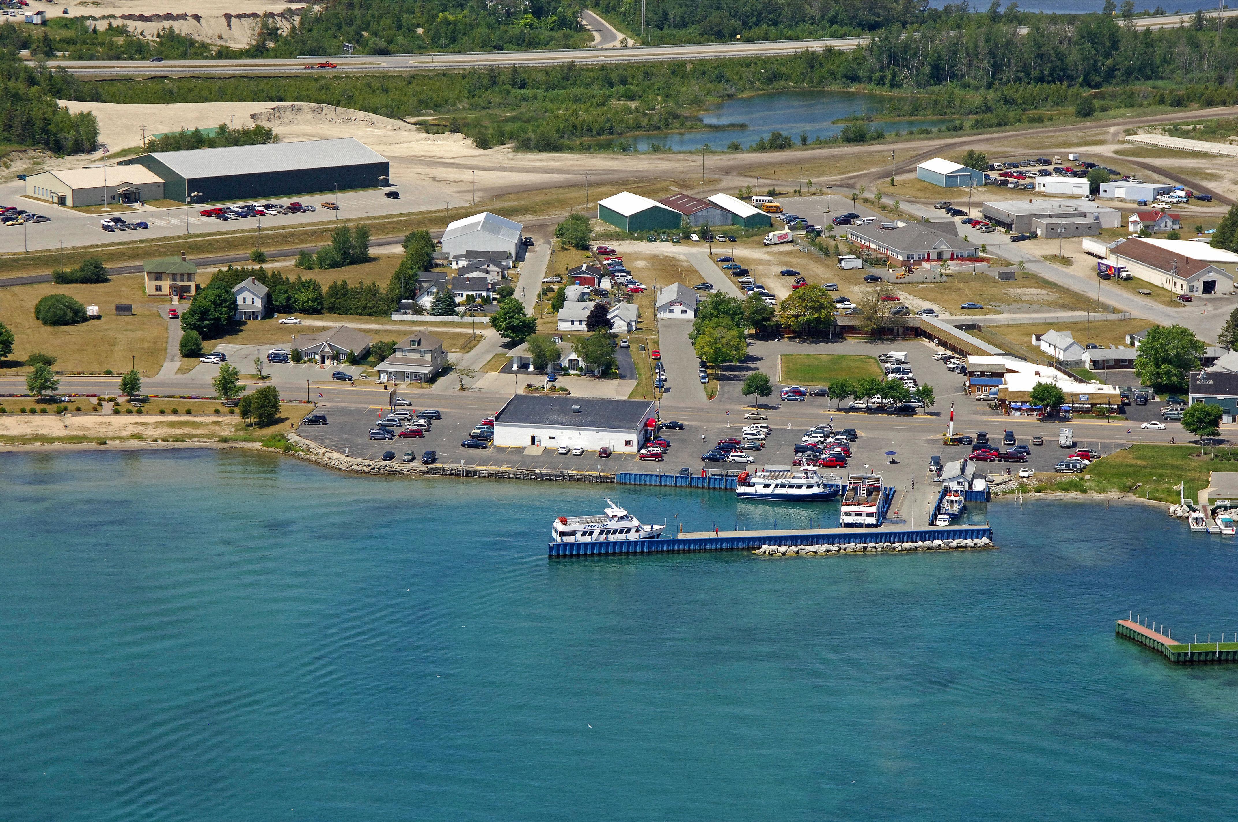 Chicago Ferry To Mackinac Island
