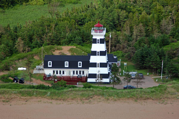 West Point Lighthouse Inn