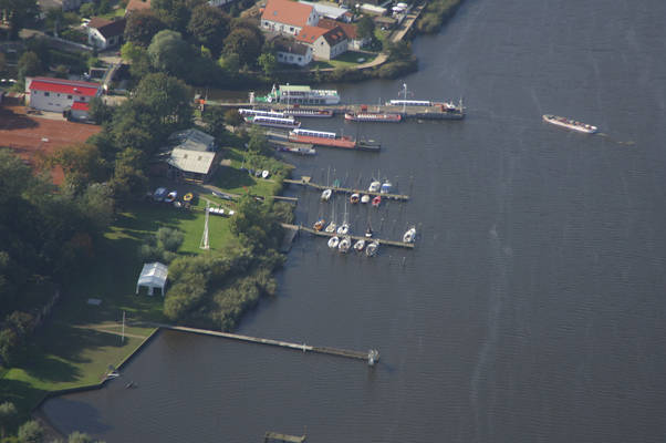Friedrichstadt Yacht Harbour