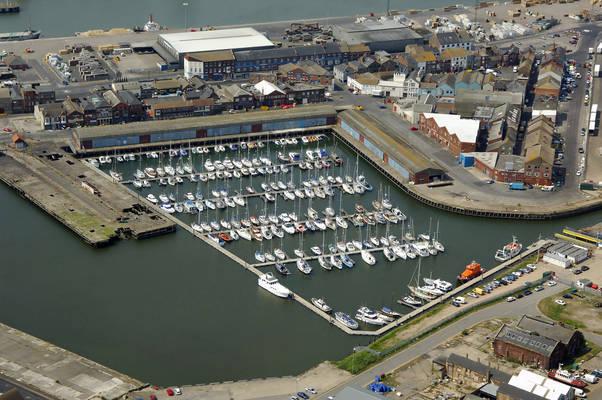 Meridian Quay Marina