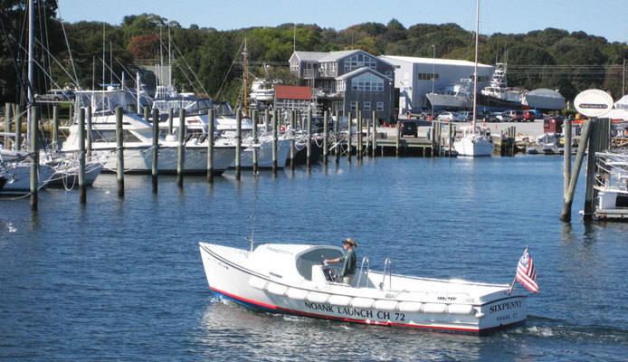 Noank Village Boatyard