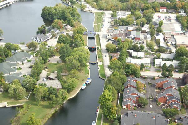 Trent River Lock 32