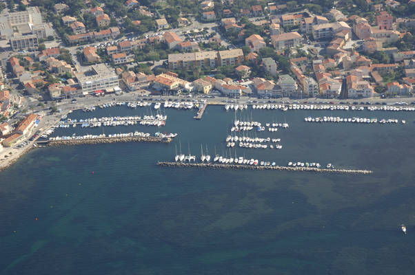 Le Bas Cros Marina