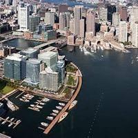 Fan Pier Marina Boston