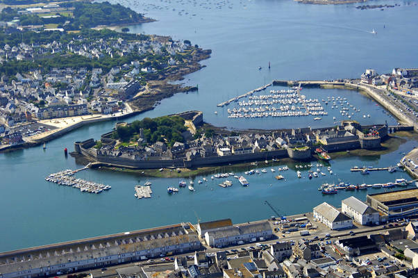 Port de Plaisance de Concarneau Marina