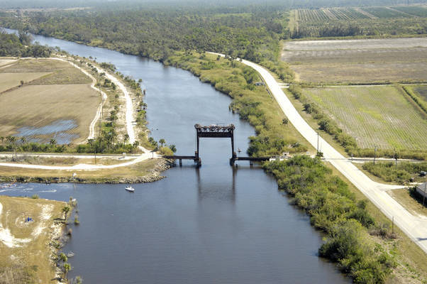 Okeechobee Florida East Coast Railroad Bridge