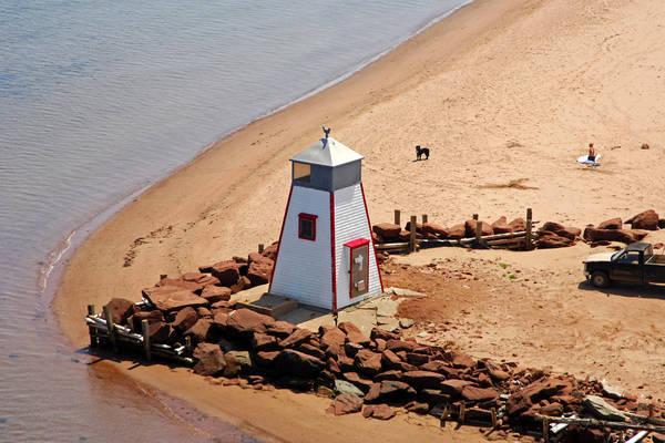 Murray Head Light (Murray Harbour Range Front Light)