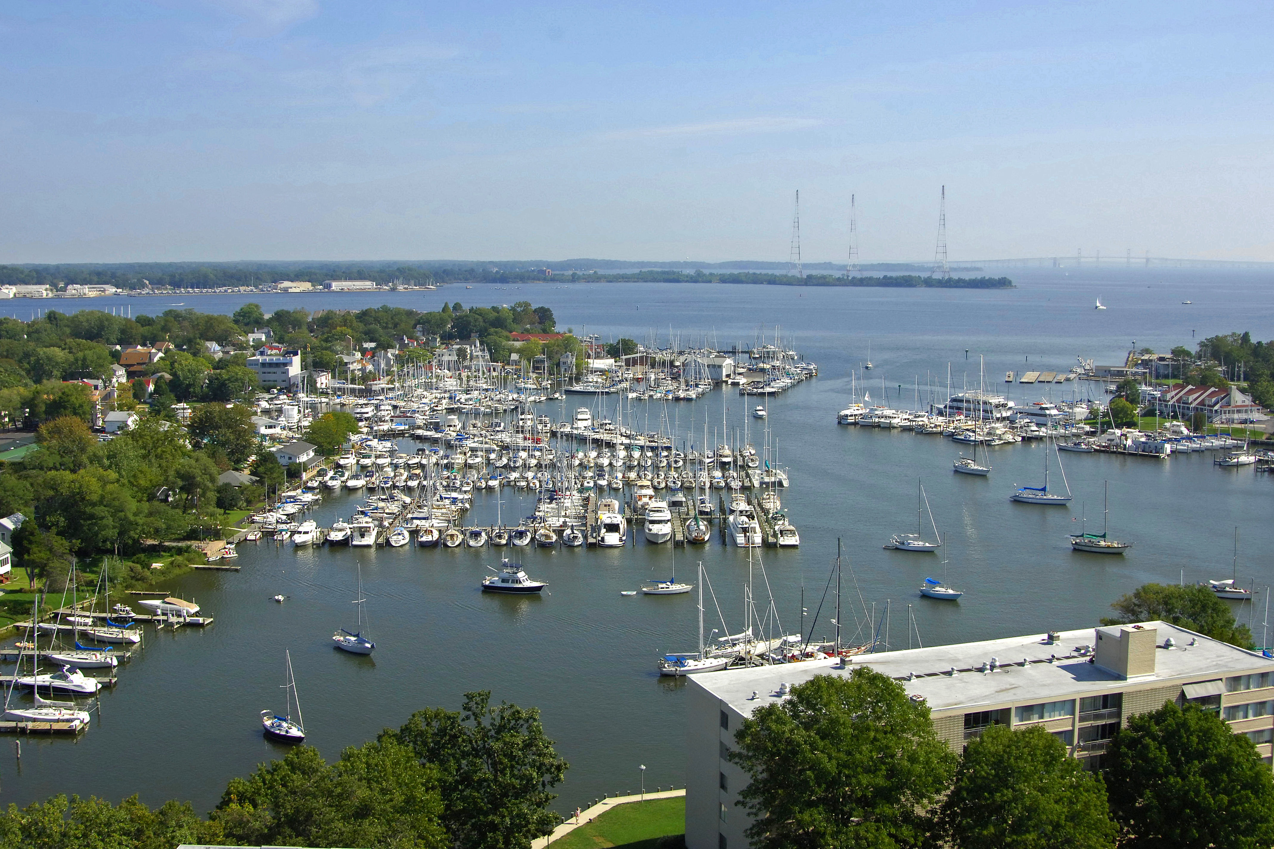 Mears Marina Annapolis in Annapolis, MD, United States