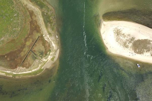 Popponsett Bay Inlet