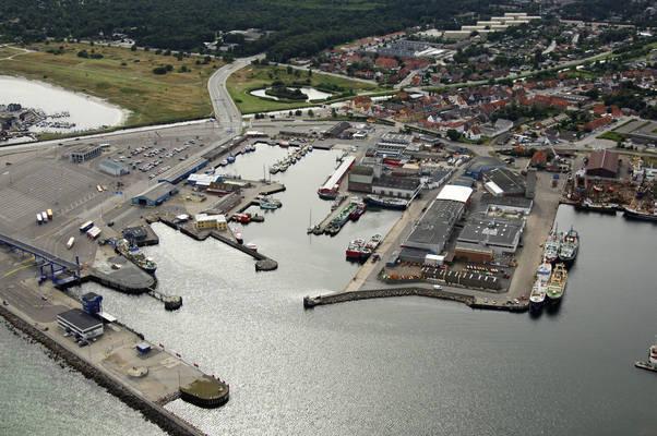 Grenaa Fishing Harbor