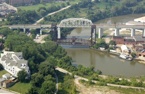 Cleveland RailRoad Lift Bridge 3