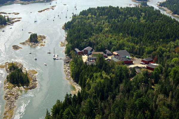 Seal Cove Boatyard