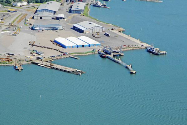 Uusikaupunki Ferry Harbour