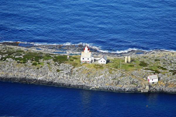 Skalmen Lighthouse