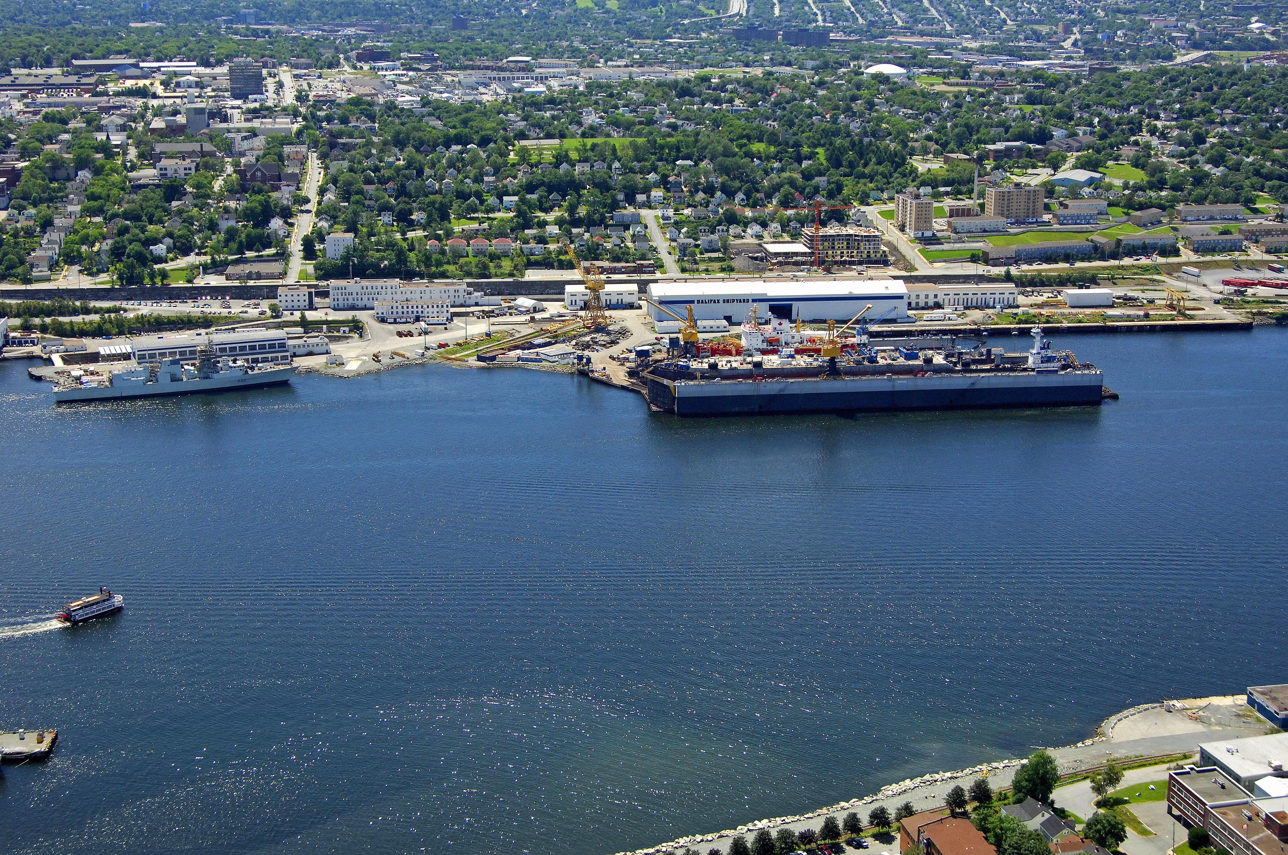 Halifax Shipyard in Halifax, NS, Canada - Marina Reviews - Phone
