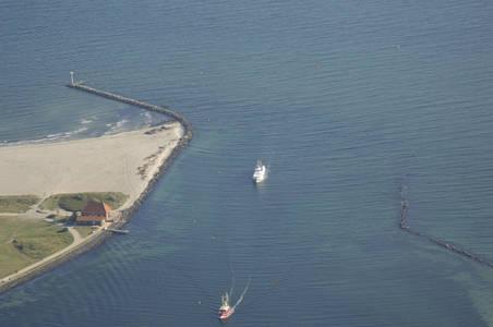 Burger Binnensee Inlet