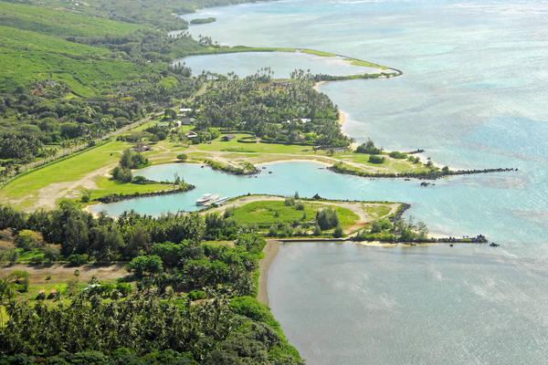 Pukoo Lagoon