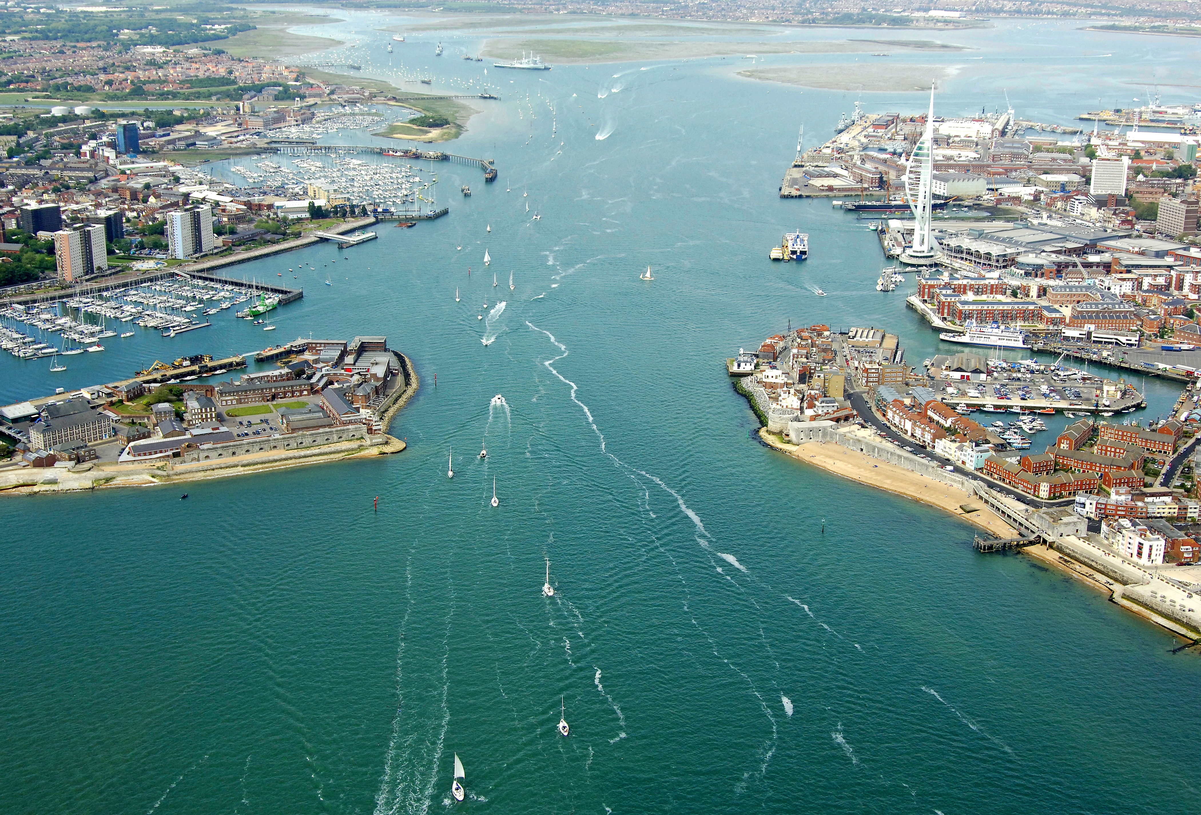 Bed And Breakfast Portsmouth Harbour Uk