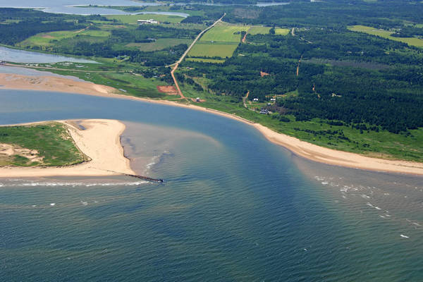 Tracadie Bay Inlet