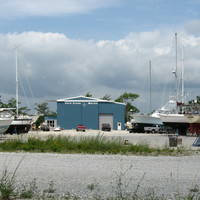 Beaufort Marine Center, A full service boatyard