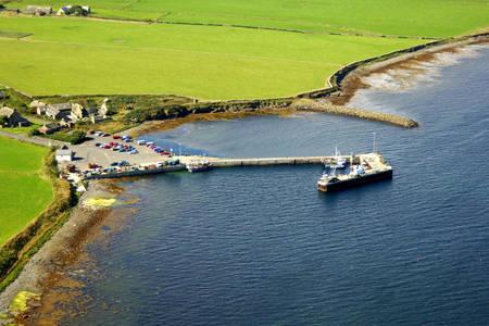Tingwall Ferry