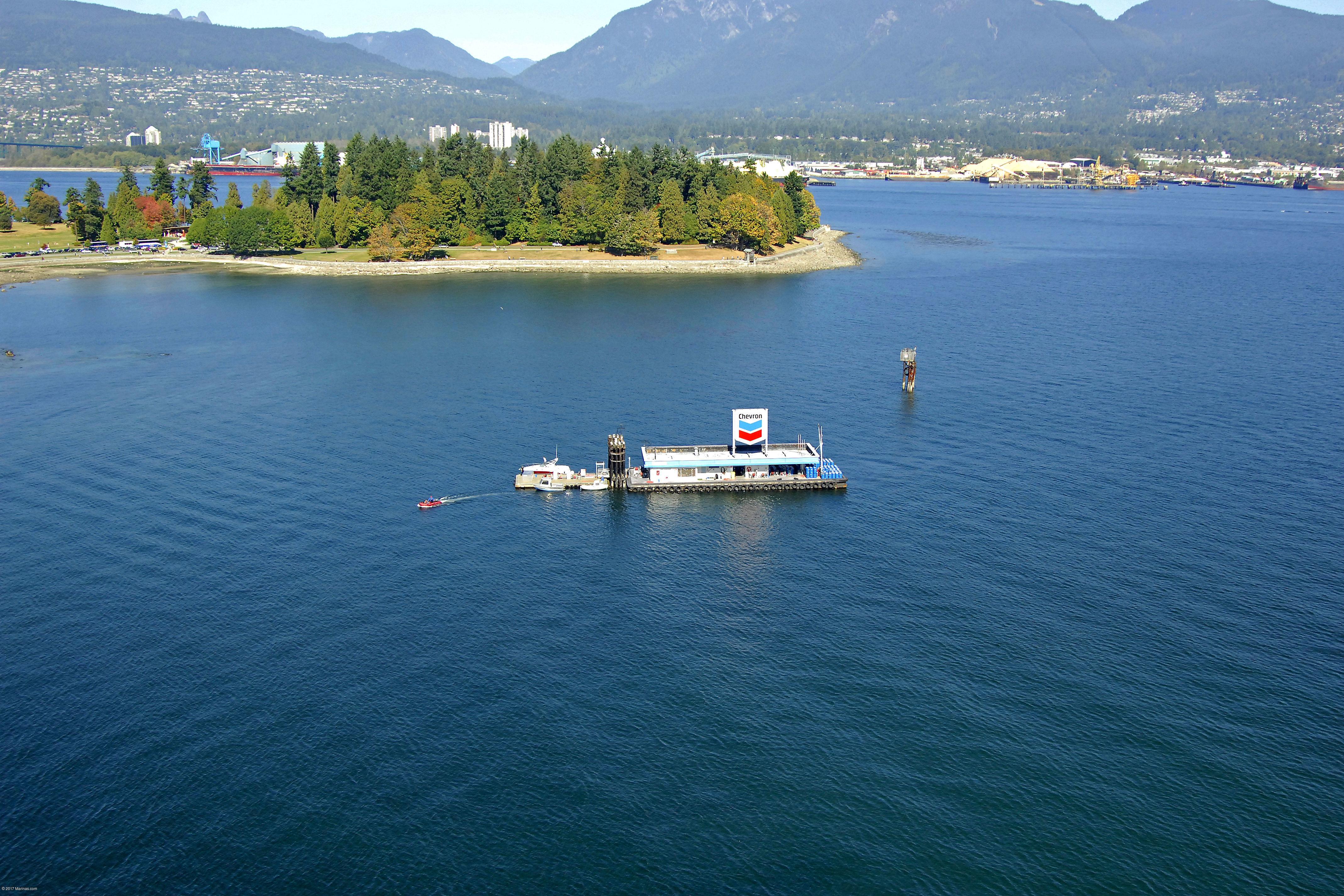 Coal Harbour Chevron in Vancouver, BC, Canada - Marina Reviews - Phone Number - Marinas.com