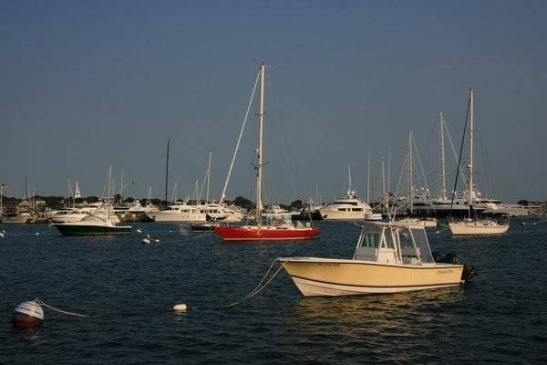Nantucket Moorings