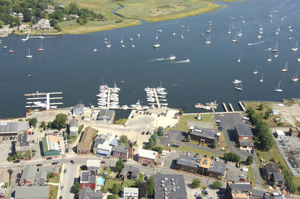 Newburyport Harbor Marina