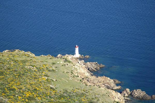 Canale della Bisce Light (Capo Ferro Northeast Light)