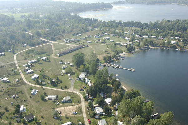 Narrows Lock Campground