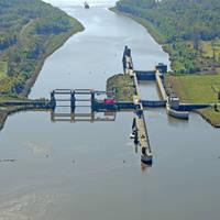 Kaskaskia River Lock