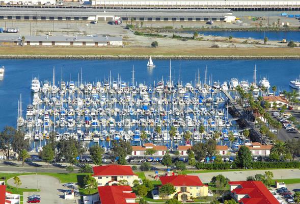 Holiday Harbor Cabrillo Marina
