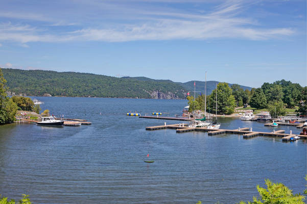 Basin Harbor Resort & Boat Club