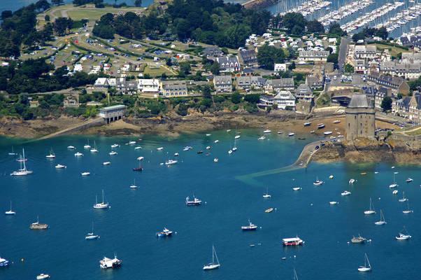 Port of Les Calfats Marina