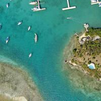 Maya Cove Inlet