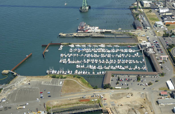 Port of Astoria West Basin Marina