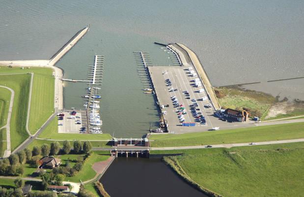 Wangersiel Harbour