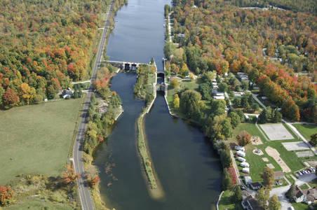 Trent Canal Lock 37