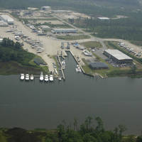 Jarrett Bay Boatworks Marina and Ship's Store