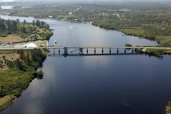 Wilson Pigott Bascule Bridge