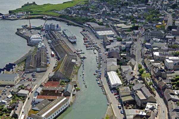 Wicklow Harbour Marina