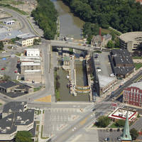 Erie Canal Lock 34 & 35