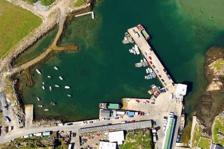 Burtonport Harbour & Ferry