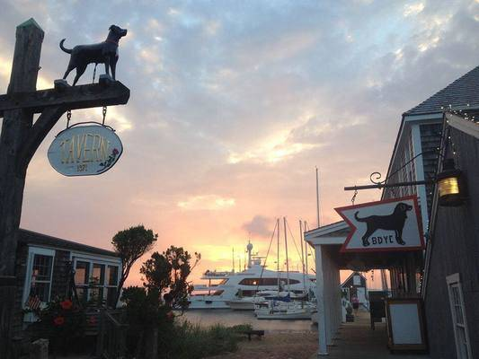 The Black Dog Wharf