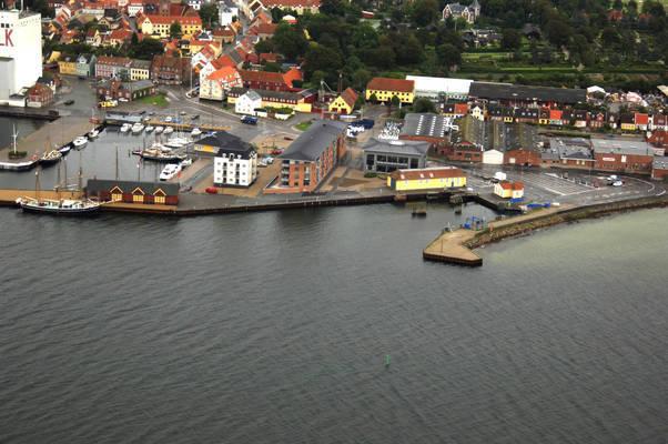 Rudkøbing-Strynø Ferry